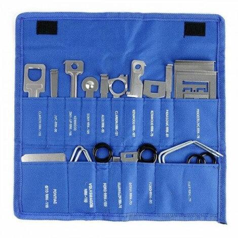 Radio Removal Kit
