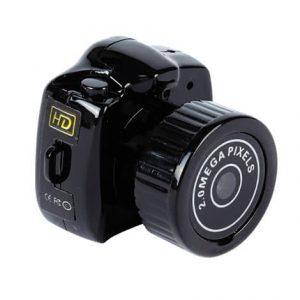 Y2000 mini keyring camera