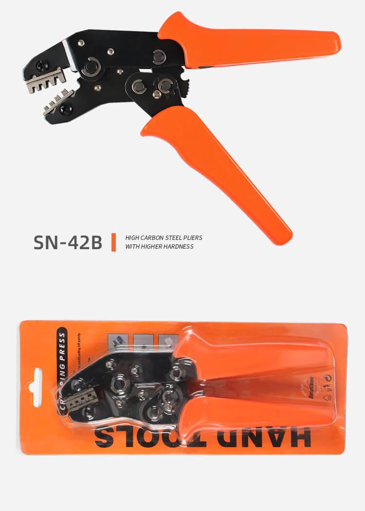 SN-42B Crimping